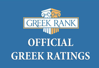 2015 GreekRank Offical Ratings