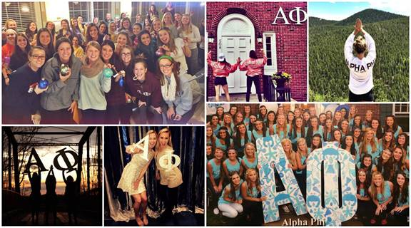 Picture Of Alpha Phis University Of Illinois