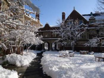 Picture Of University of Pennsylvania Snow