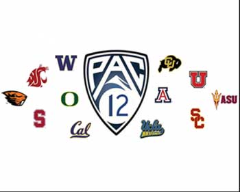 Love For The PAC 12 Sororities