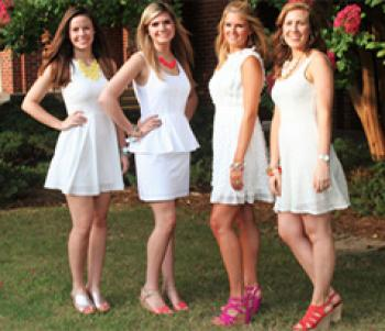 913f058ba21 Sorority Girl Style On A Budget - Greekrank