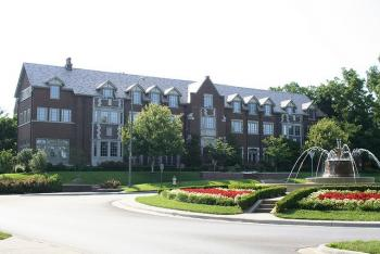 Photo Of Chi Omega House University Of Kansas