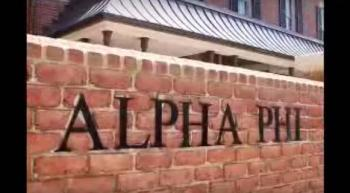 Alpha Phi Rush Video