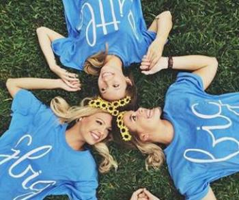 Photo Of Sorority Sisters