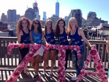 Photo Of Zeta Tau Alpha At New York University
