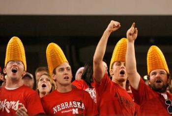 Photo Of Cornhuskers