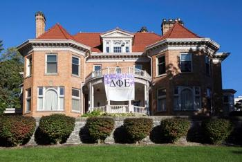Delta Phi Epsilon at Syracuse University House