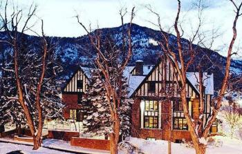 Delta Gamma House At University of Colorado