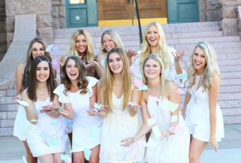 Photo Of Zeta Tau Alpha At TCU