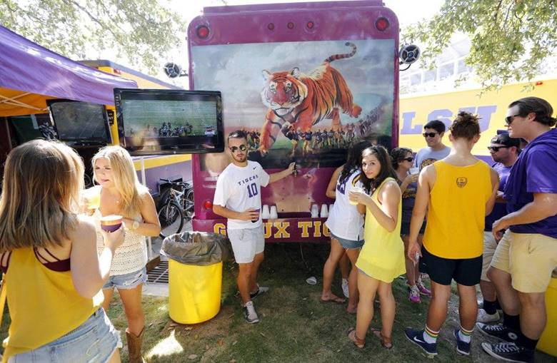 0f34c947422 ... top 10 best college tailgates. Via USA Today