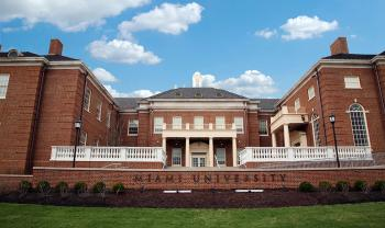 Miami University Ranks As One Of The Top Ten Schools For Greek Life On The Princeton Review
