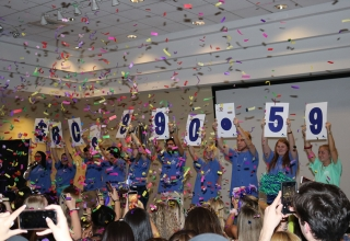 UWF Breaks Dance Marathon Record