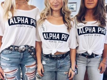 This Week, We Profile The Gamma Rho Chapter of Alpha Phi At Penn State