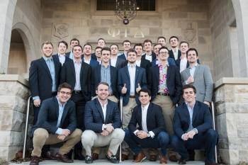 The Zeta Chapter Of Fiji (Phi Gamma Delta) At IU