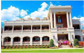Alpha Phi At University of Alabama