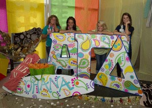Pictrure of Alpha Gamma Delta Girls - Murray College