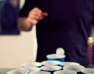 Credit: Flickr/miggslives - Beer Pong