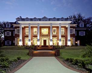 Amazing The 10 Best Sorority Houses In America Spring 2015 Greekrank Largest Home Design Picture Inspirations Pitcheantrous